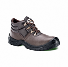 Safety Boot Brown